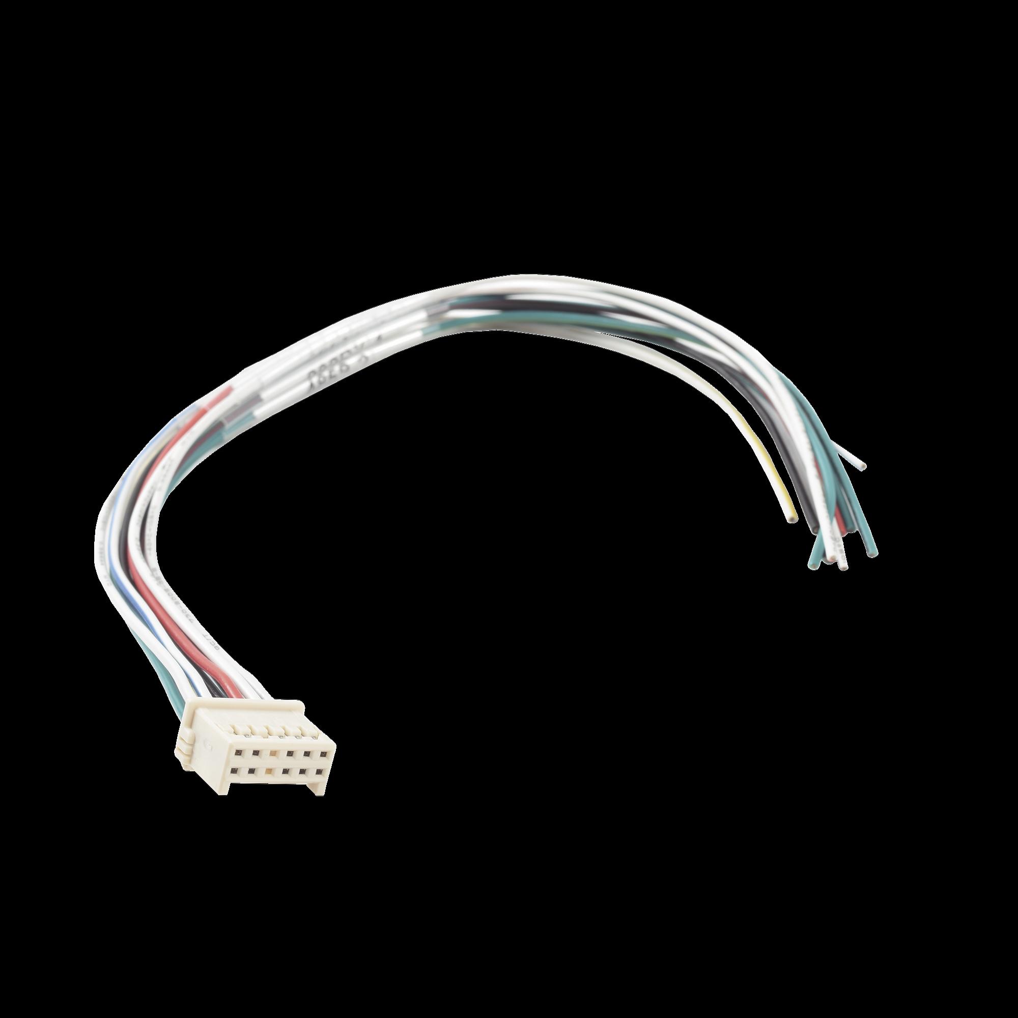 Arnes de datos RS485 compatible con el MDVR XMR404HD, XMR404AHD