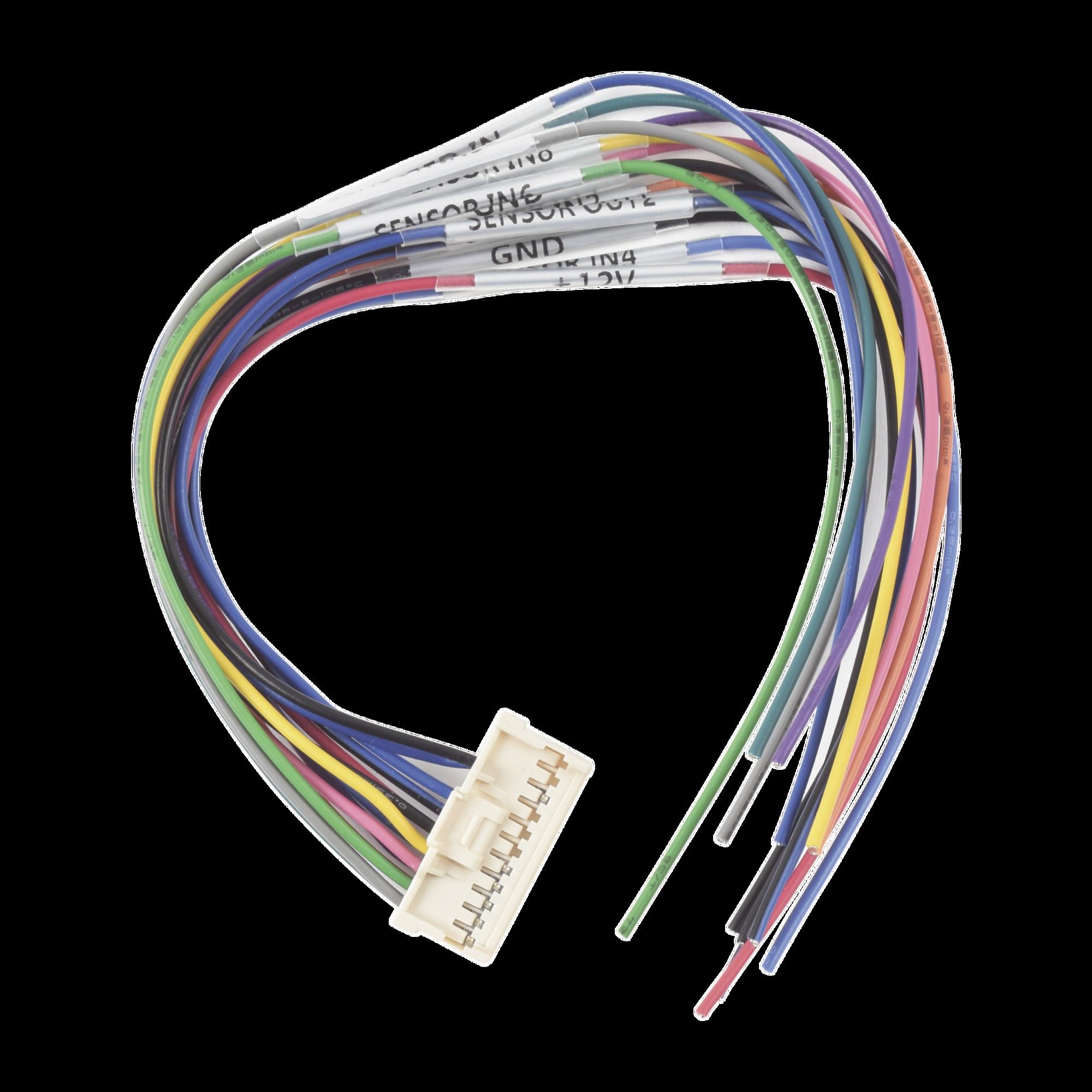 Modulo de alarma, consta de 8 entradas y dos salidas compatible con XMR404HD, XMR404AHD