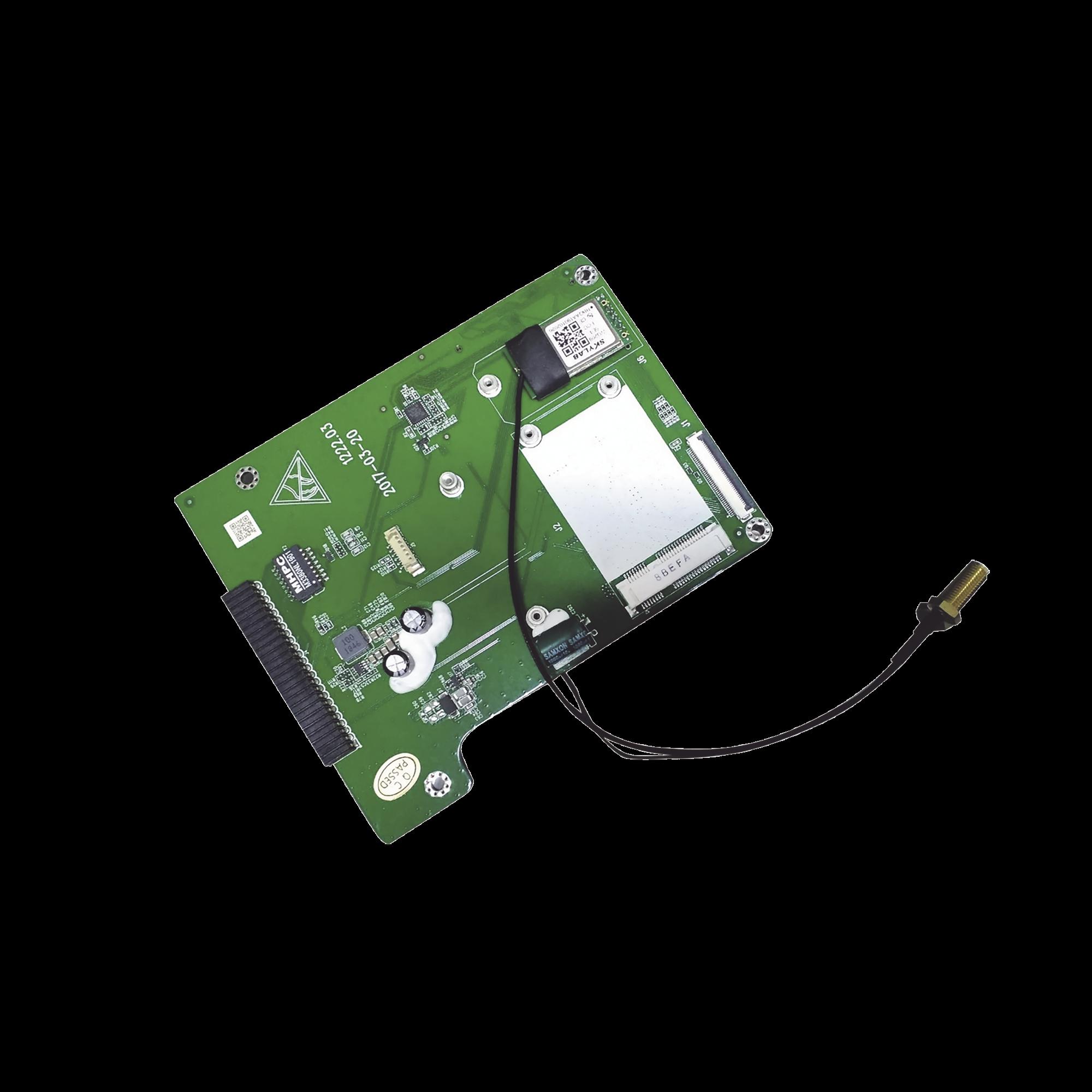 Módulo de wifi para videograbador móvil compatible con el modelo de MDVR XMR404AHD