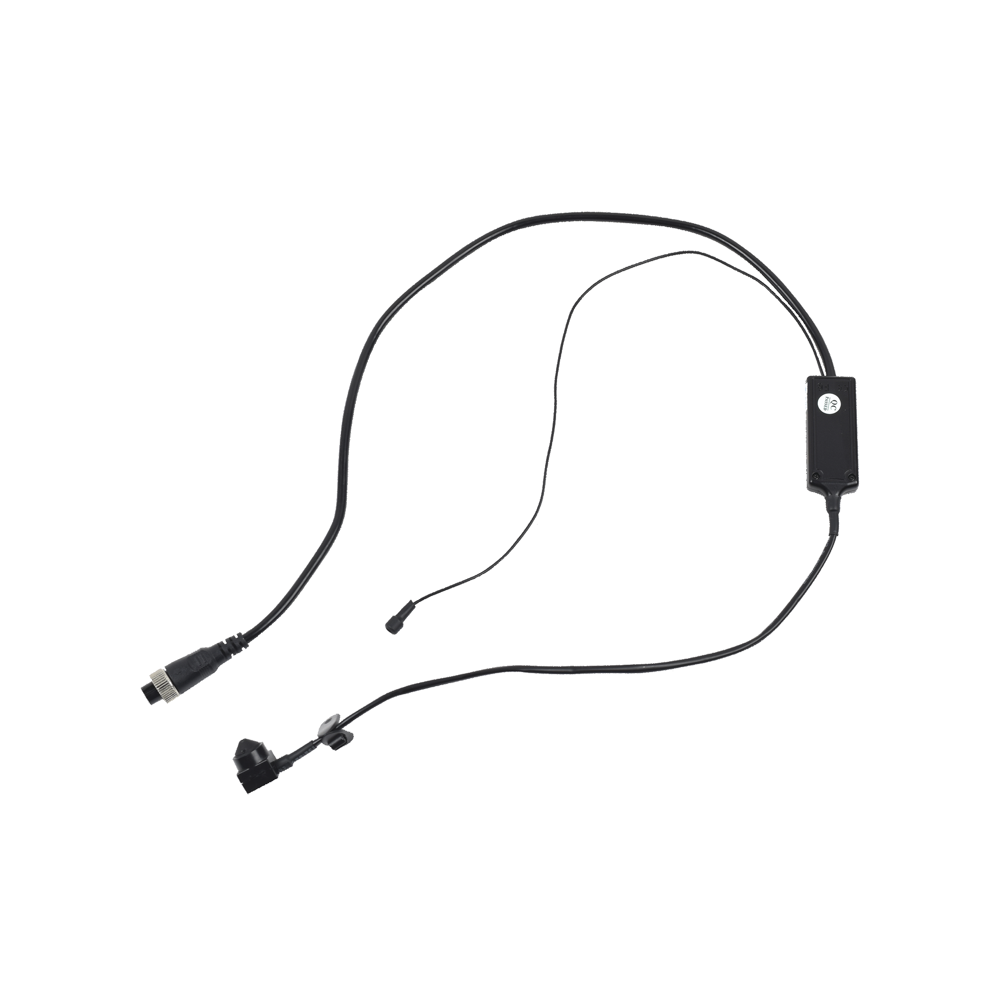 Camara Pinhole para videovigilancia movil analogica de 1000TVL. Solucion para interior con microfono.