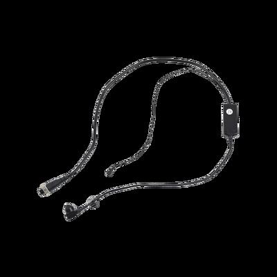 Cámara Pinhole para videovigilancia móvil análogica de 1000TVL. Solución para interior con micrófono.