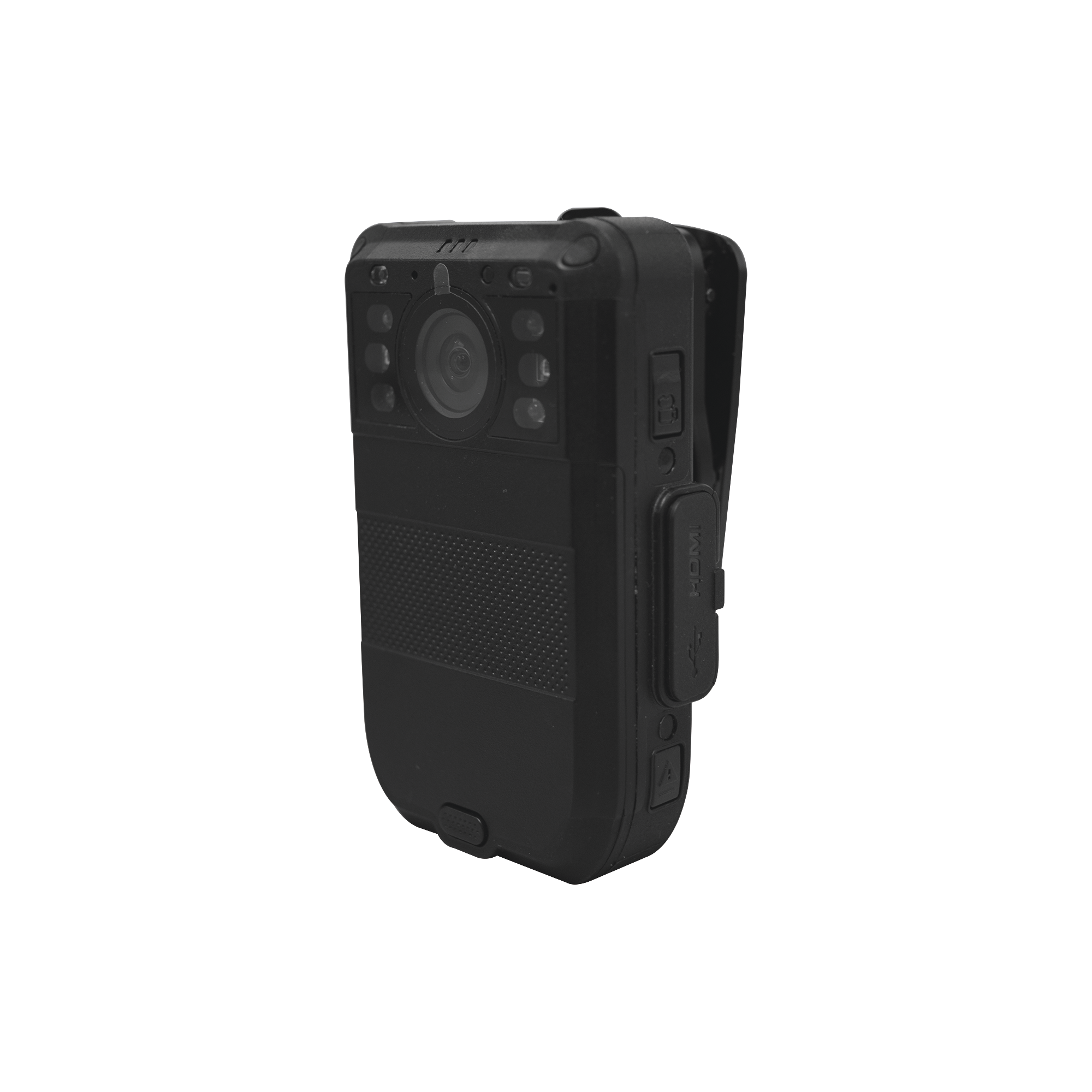 Body Camera para Seguridad, Video Full HD, GPS Interconstruido, Conexion 4G-LTE, WiFi, Bluetooth, Sistema basado en Android