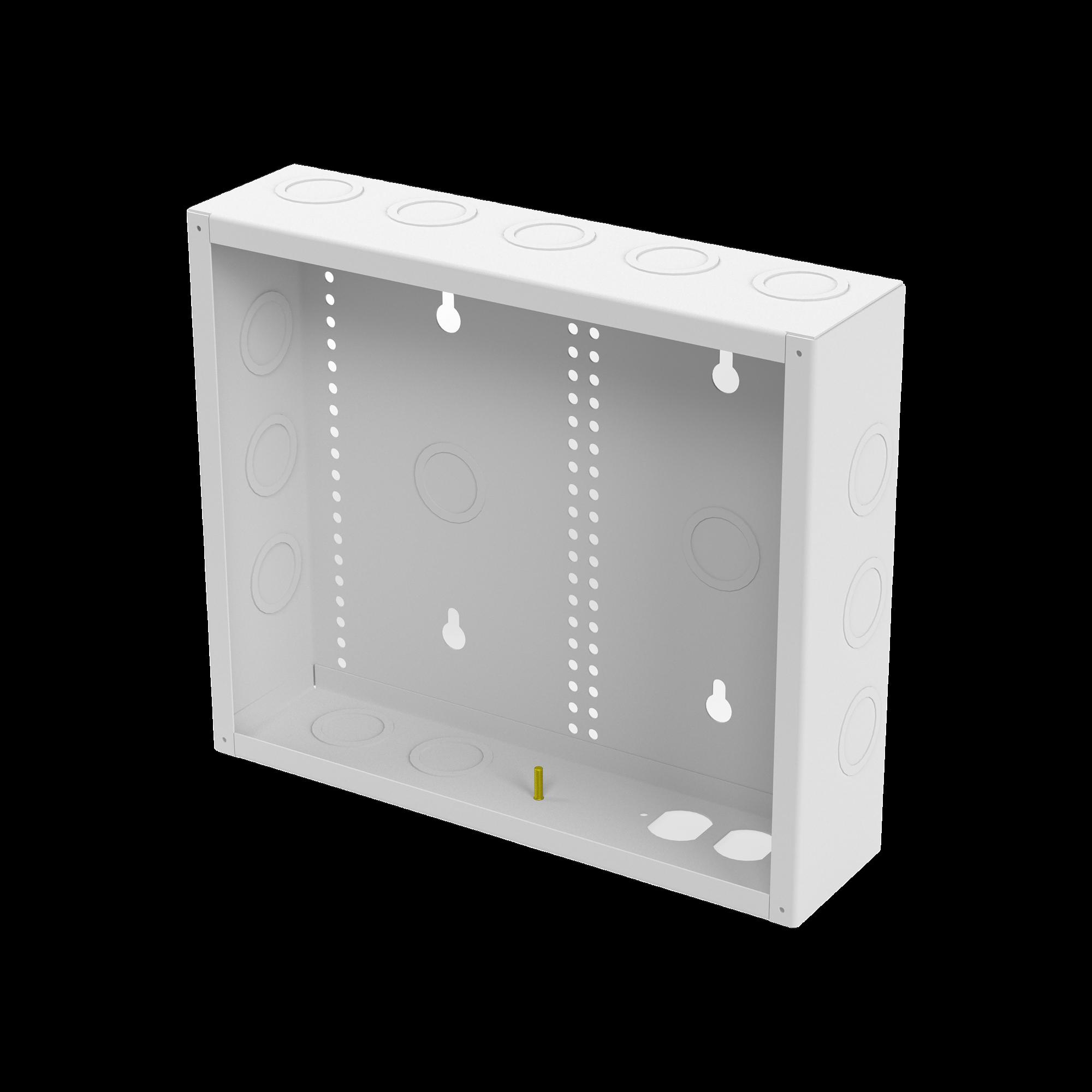 Gabinete de Medios de 12 Pulgadas de Alto,  para Empotrar en Pared (360 x 309 x 95 mm)