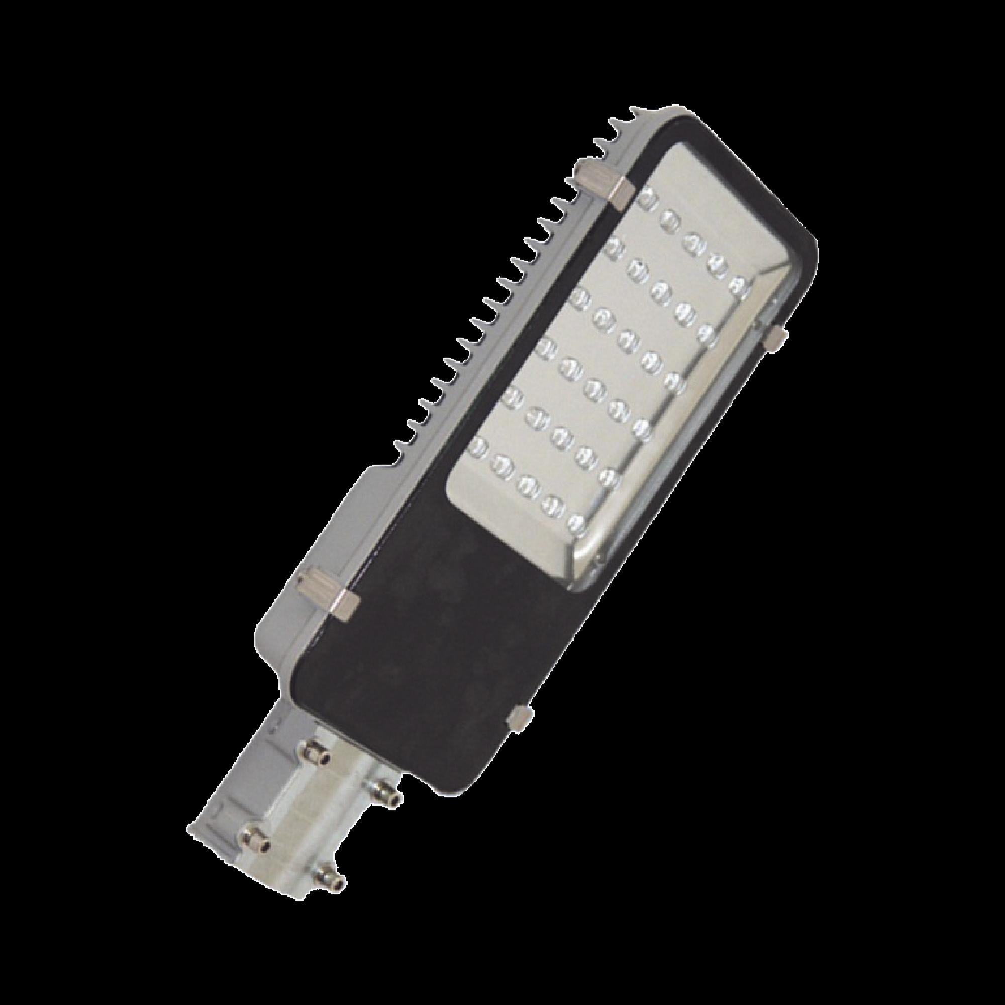 Luminaria LED 12/24 Vcc de 30 W para alumbrado público