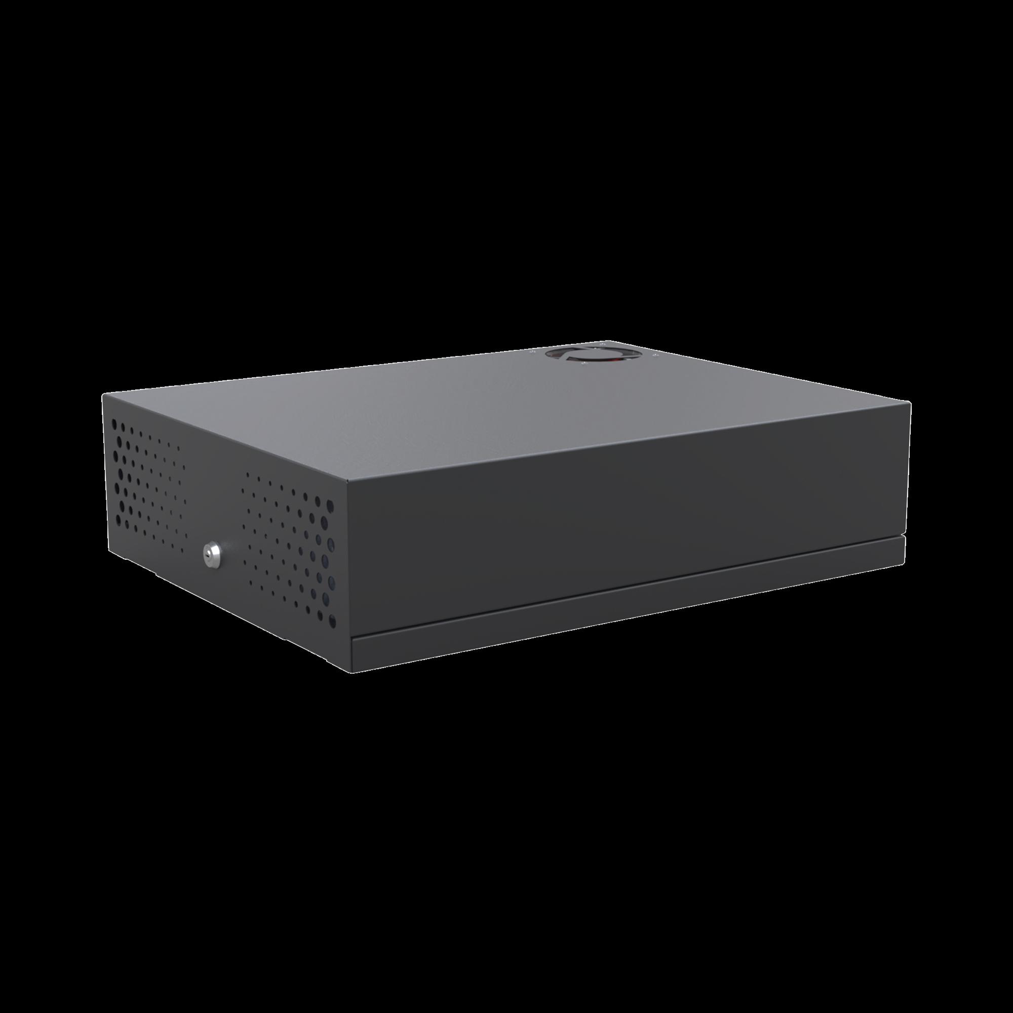 Gabinete Metálico para DVR/NVR