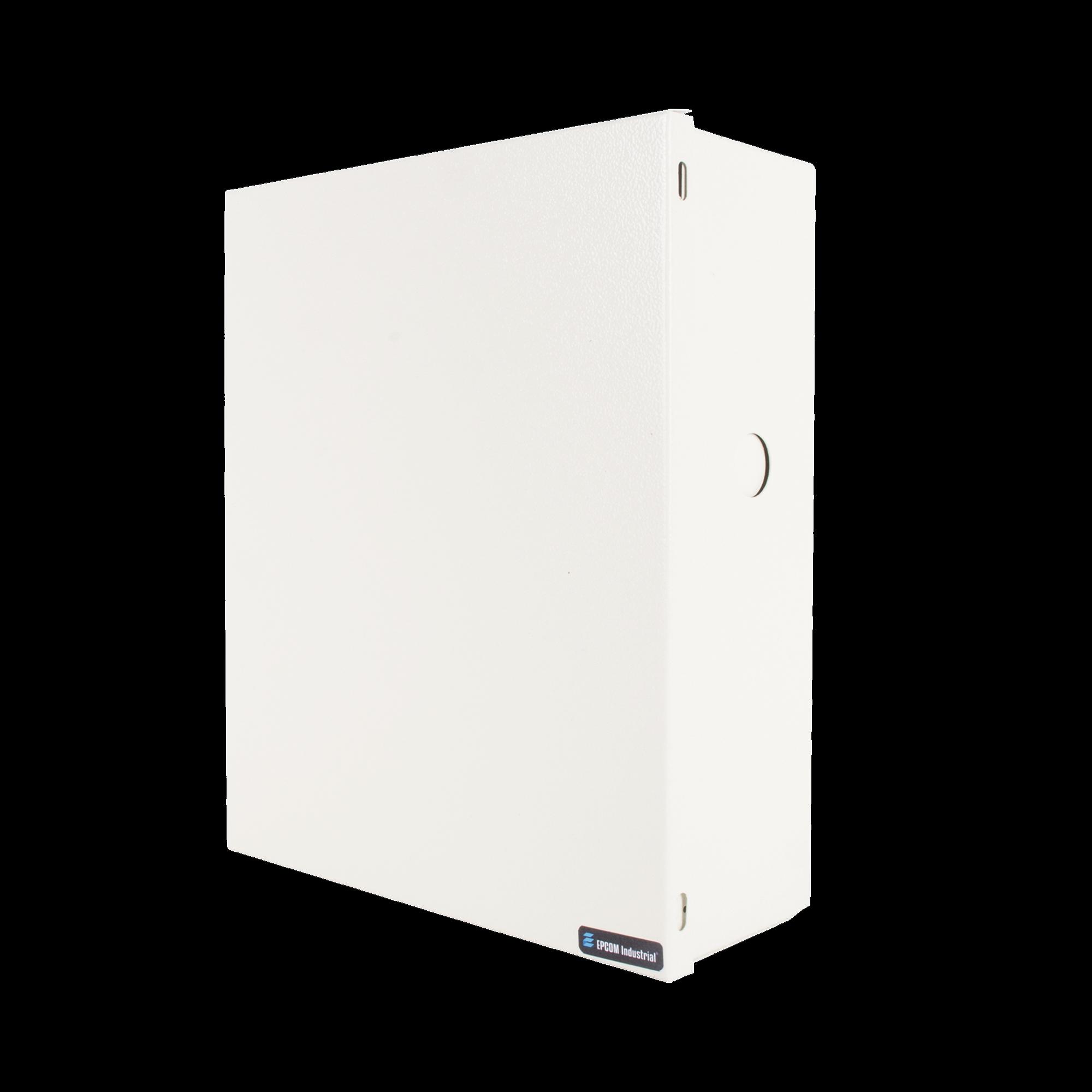 Gabinete para alarma de la familia CAPTAIN/XL2T, CFB-516 y batería PL712 (No incluida)
