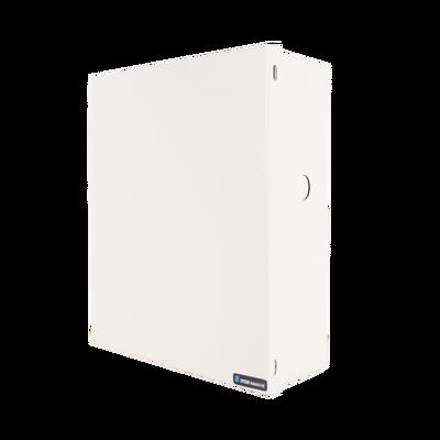Gabinete para alarma de la familia CAPTAIN/XL2T, CFB-516, VISTA48 y batería PL712 (No incluida)