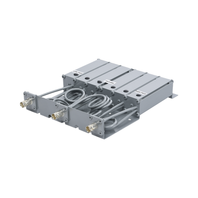 Duplexer VHF de 6 Cavidades para 136-148 MHz.