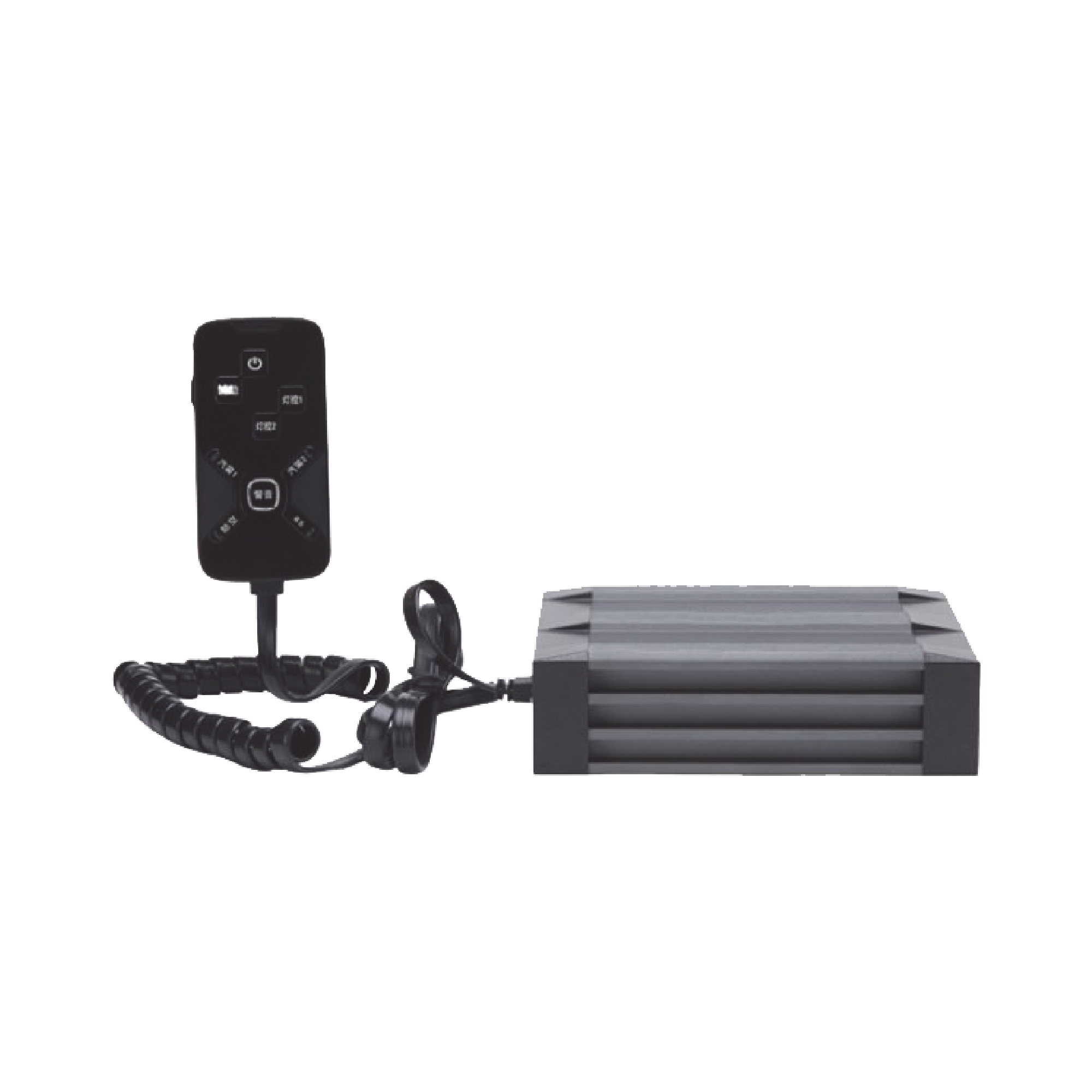 Sirena Compacta de 100W de potencia, de Alto Rendimiento y Fácil Instalación Con Monomando