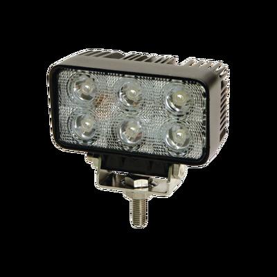 Luz de Trabajo Ultra Brillante LED rectangulares, IP67
