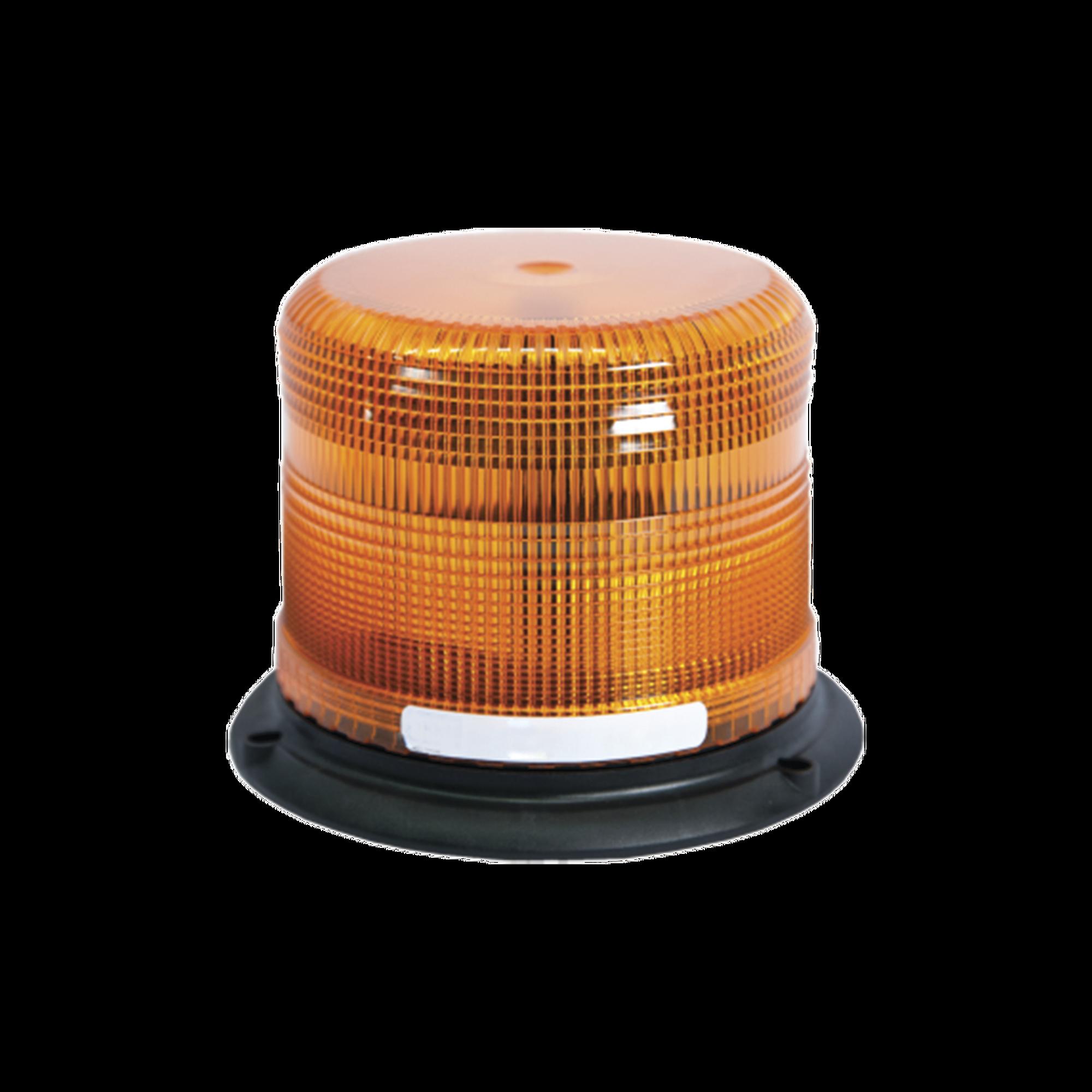 Burbuja Clase II Brillante Serie X79 color ambar, con montaje permanente