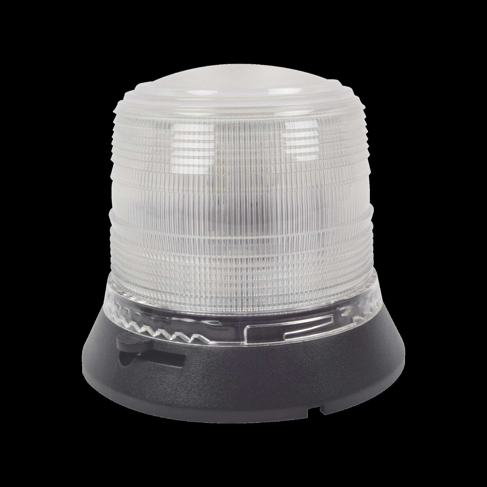 Burbuja Brillante de 6 LEDs, Color Claro con Montaje Magnético