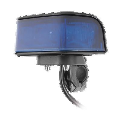 Luz Frontal Ultra Brillante para motocicleta, color azul