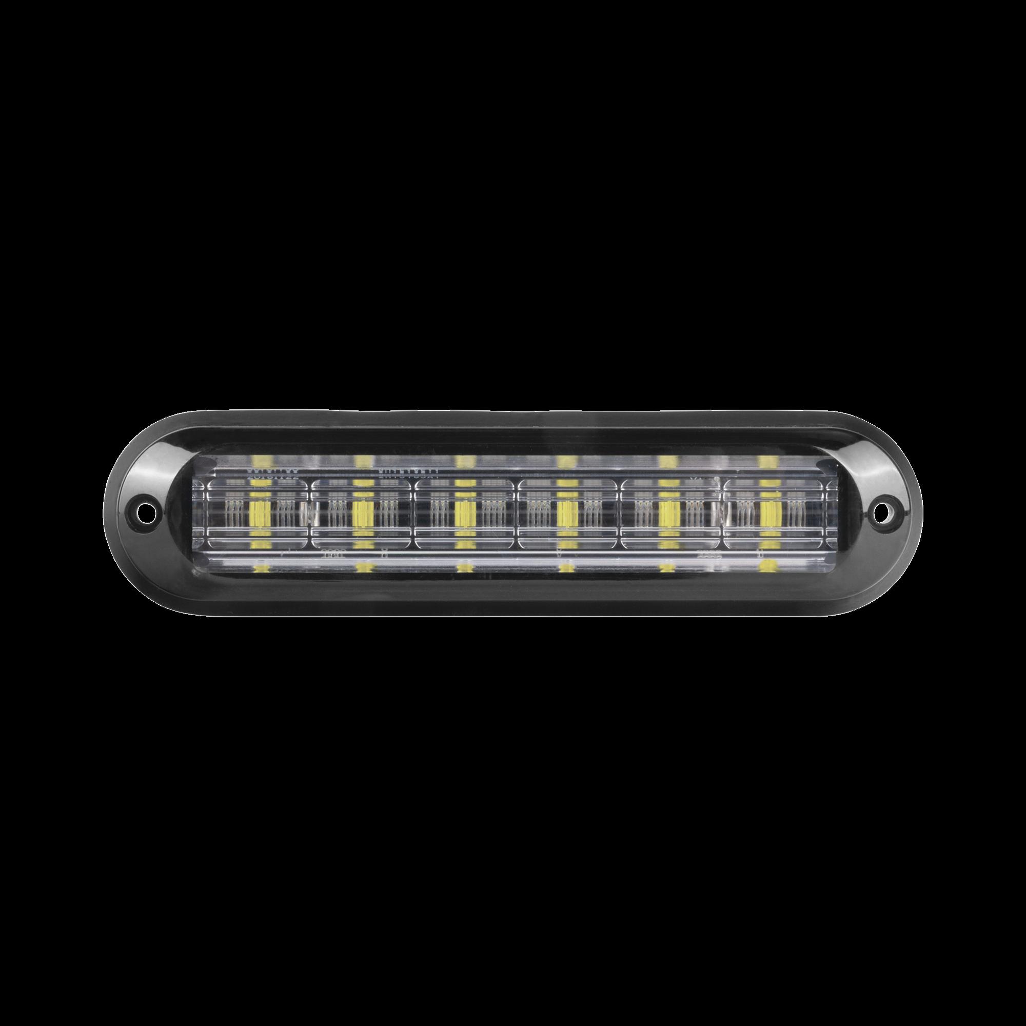 Luz auxiliar con 6 LED color ambar