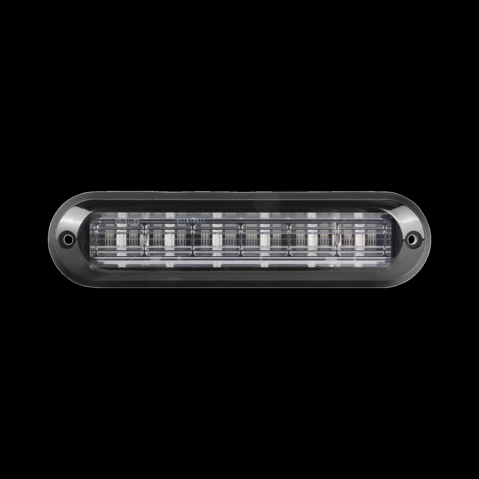 Luz auxiliar con 6 LED color azul