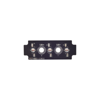 Tablilla de reemplazo con 3 LED Claro para XLL1084