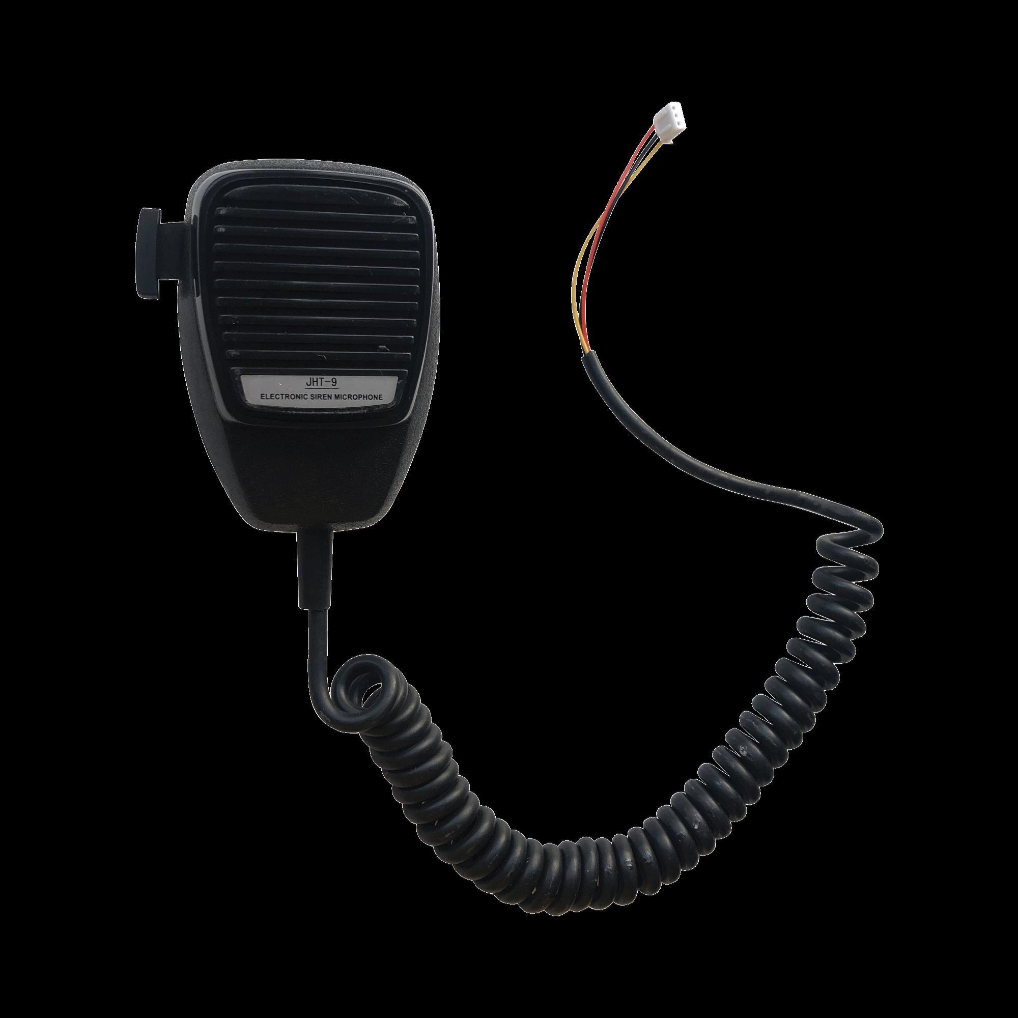 Microfono de reemplazo para Sirena X100A
