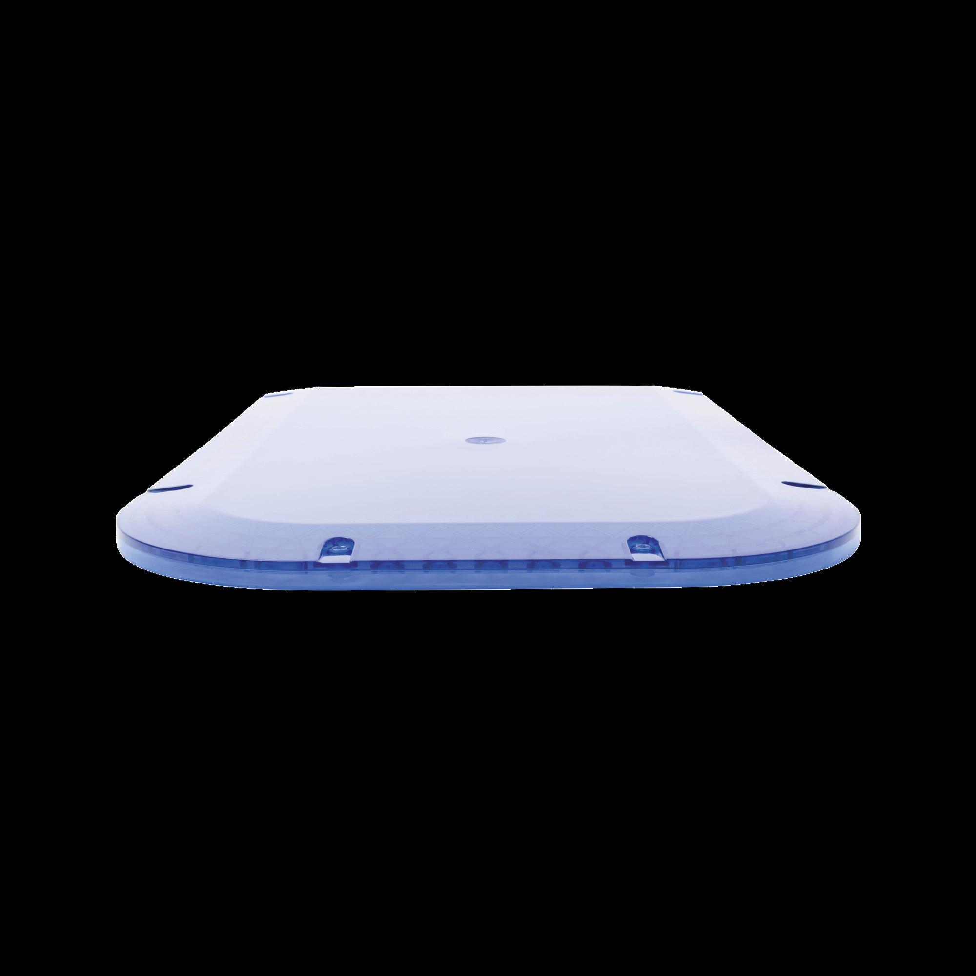 Domo lateral de reemplazo para barra de luces X67A, color ambar