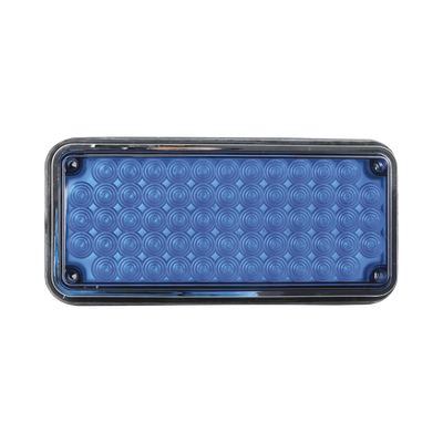 """Luz de advertencia azul ideal para ambulancias de 7x3"""""""