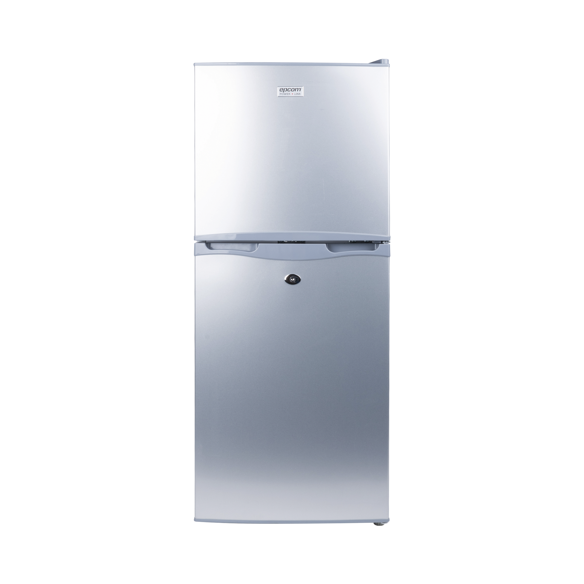 Refrigerador combinado para aplicaciones fotovoltaicas aisladas de la red 105 L