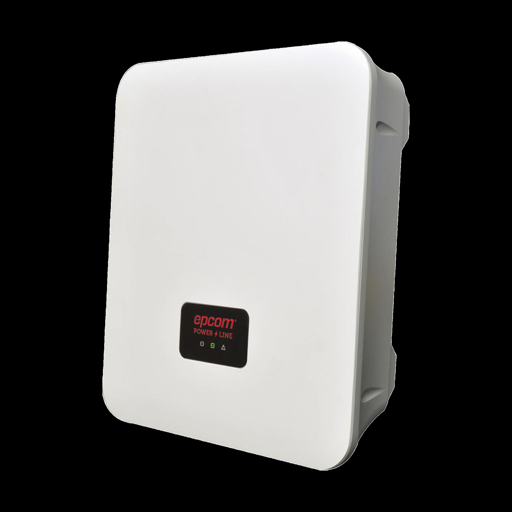 Inversor Tipo Cadena para Interconexión a la Red Eléctrica de CFE de 7 KW con Salida de 220 Vca.
