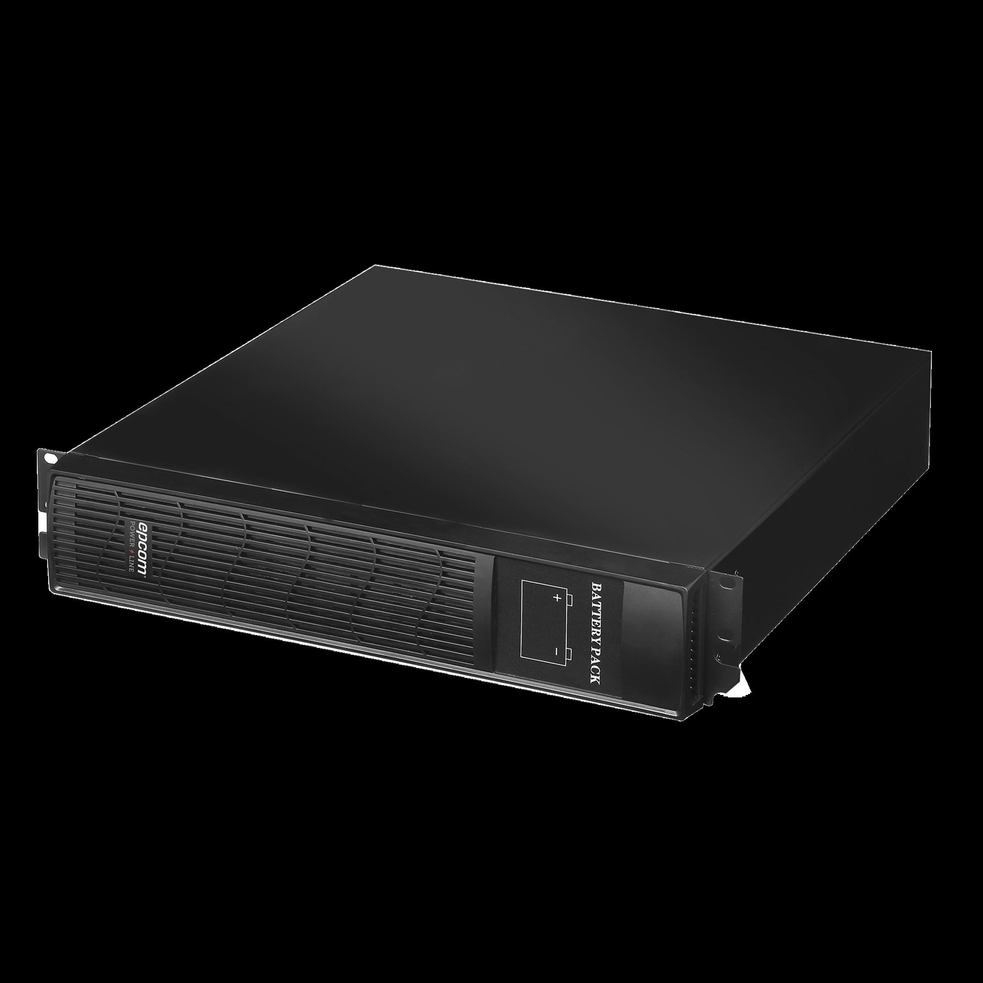 Módulo de baterías externo para aumentar el tiempo de respaldo del UPS EPU2000RTOL2U