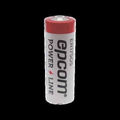 Batería de Litio Li-SOCI2 Alta Capacidad 3.6V-3400 mAh Tamaño A ( No recargable )
