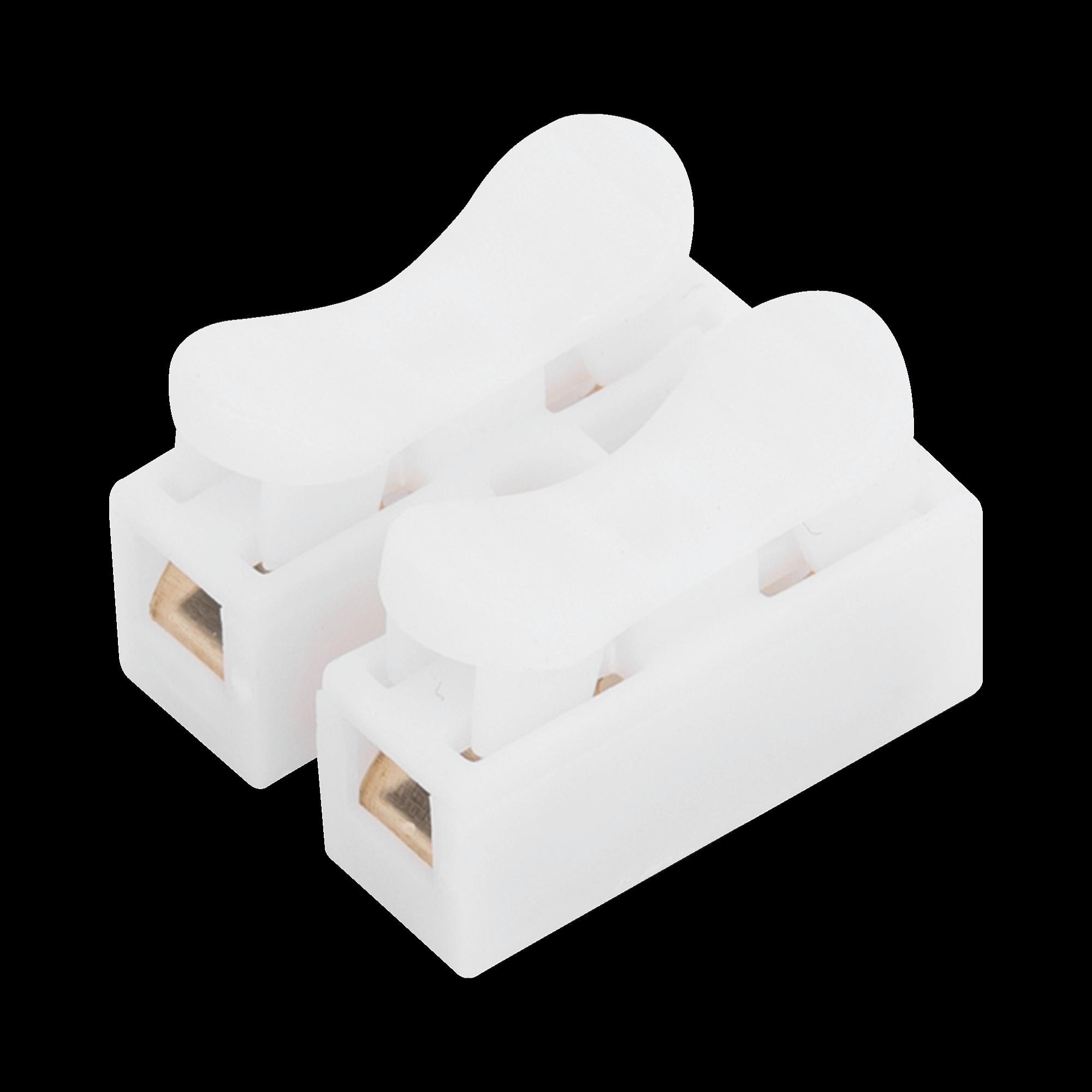 Conector tipo PUSH de 2 Contactos / Para una Conexion Rápida