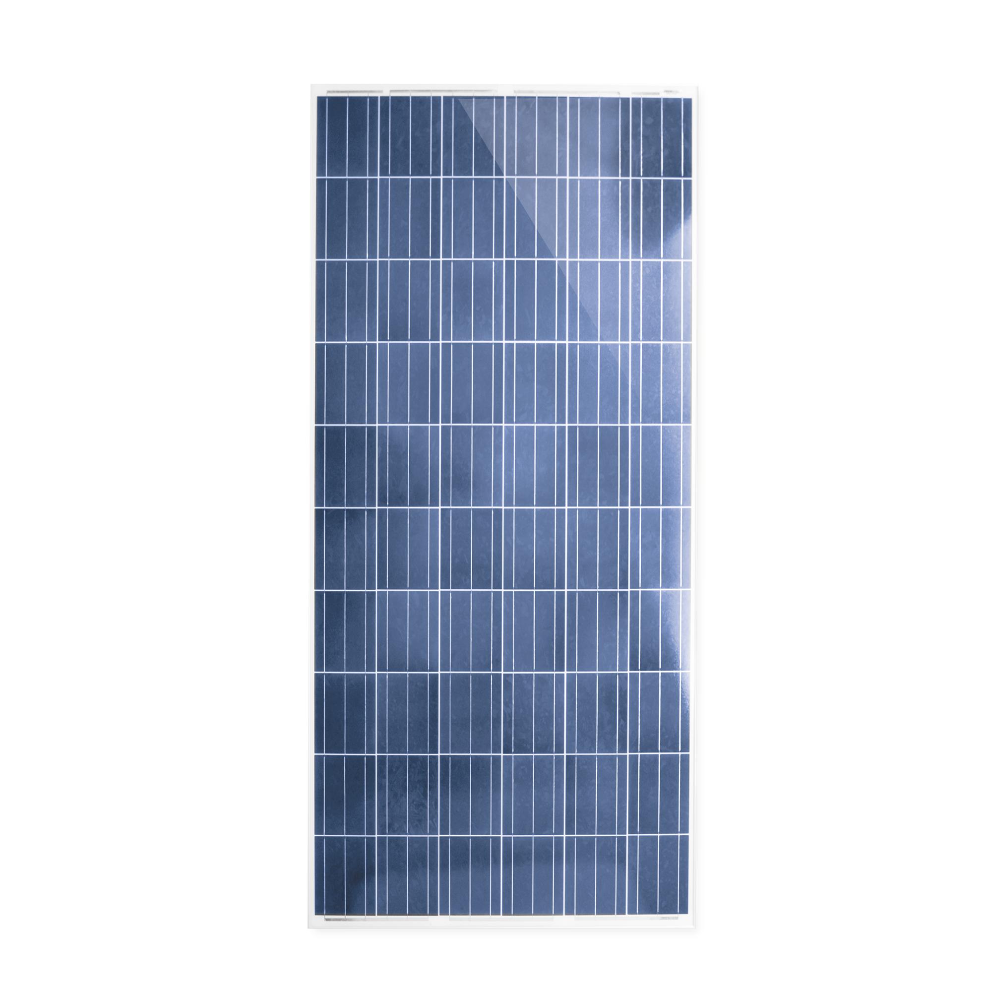 Módulo Fotovoltaico Policristalino 125 W 12 Vcd