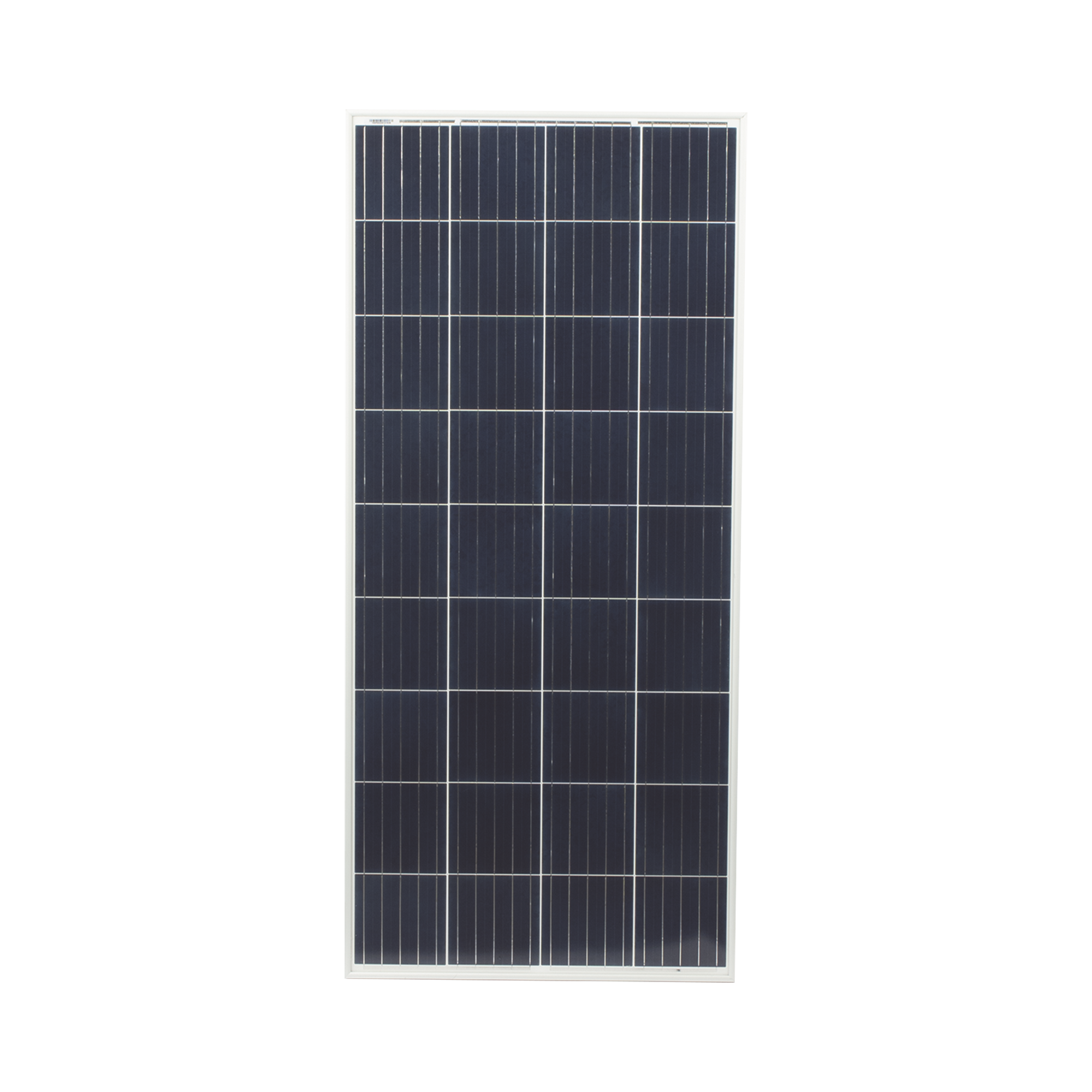 Módulo Fotovoltaico Policristalino 150 W 12 Vcd