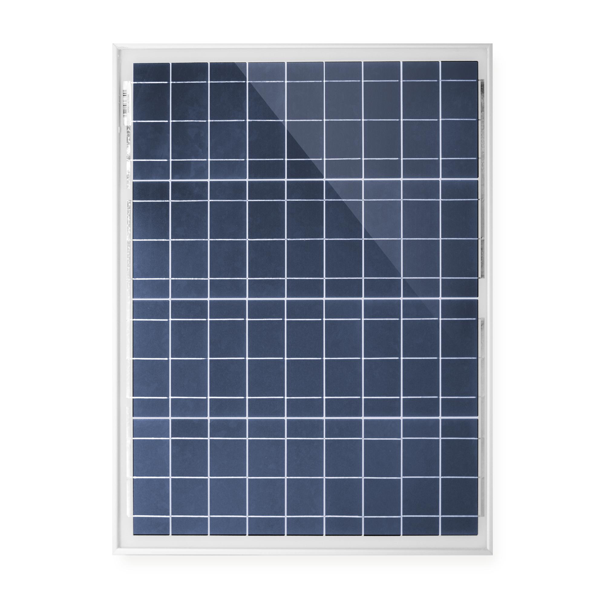 Módulo Fotovoltaico Policristalino 50 W 12 Vcd