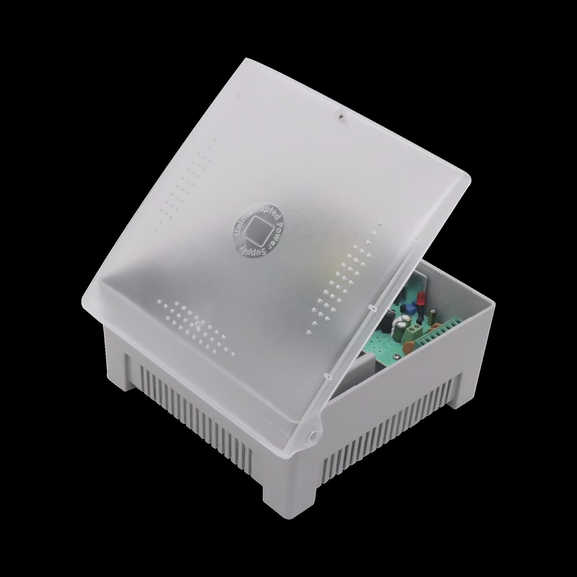 Fuente de alimentación con gabinete de 11-15 Vcc @ 5 Amper voltaje de entrada: 96-264 Vca