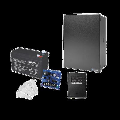 Kit de fuente de poder ALTRONIX ( SMP3 ) , incluye transformador y batería de  7 Ah