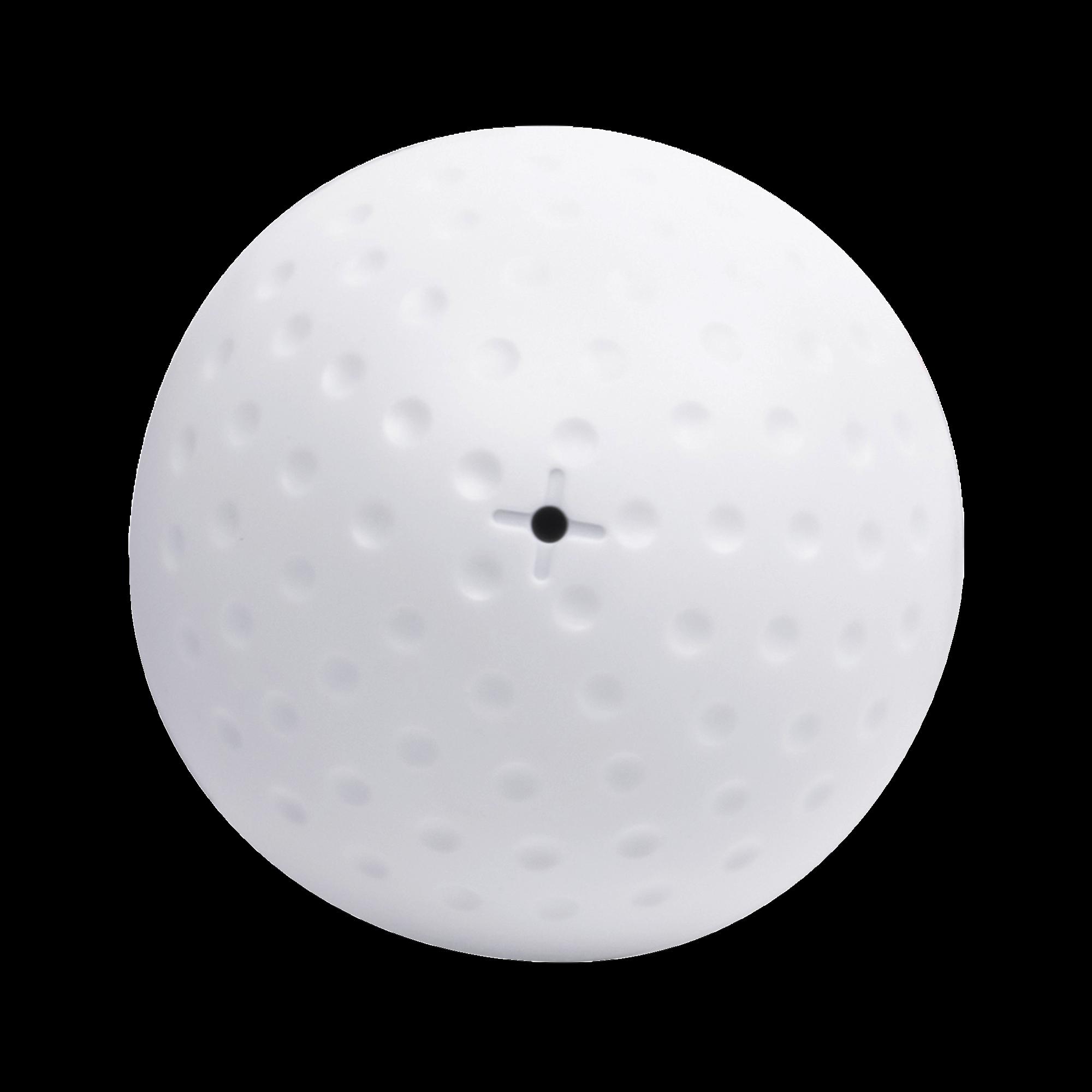 Micrófono omnidireccional, tipo pelota de golf, a prueba de explosión, con distancia de recepción de 10 - 100 m cuadrados