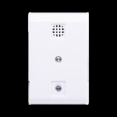 Micrófono con cancelación de ruido de alta fidelidad para áreas de aplicación de 50 metros cuadrados