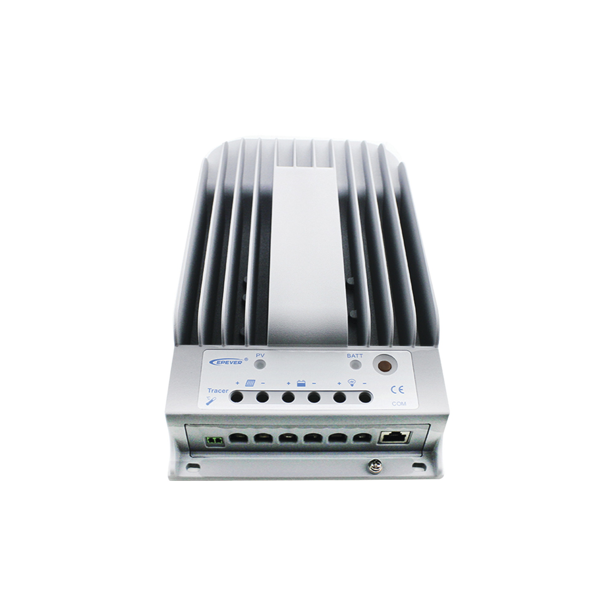 Controlador Solar MPPT 40A 12/24V, Máximo Voltaje de Circuito Abierto Voc 150Vcd, Parámetros Configurables