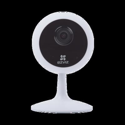 Mini Cámara IP 1 Megapíxel / Wi-Fi /  Detección de movimiento / Audio de dos vías / Ranura para Memoria / Uso en Interior