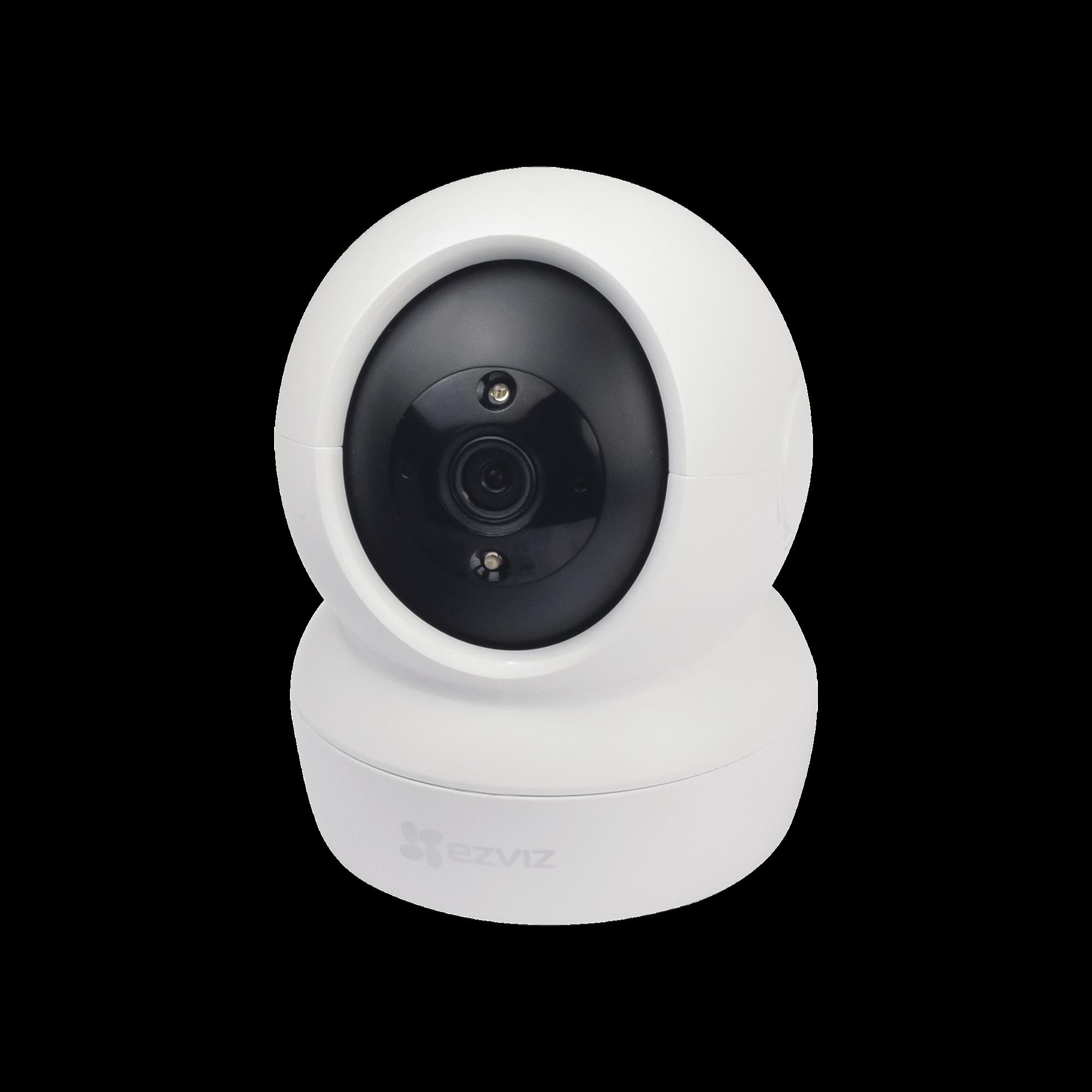 Mini Cámara IP PT 2 Megapíxel / Wi-Fi / Seguimiento Inteligente / Audio de Dos Vías / Notificación Push / Ranura para Memoria / Uso en Interior