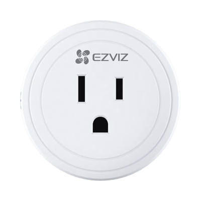 Enchufe Inteligente / Wi-Fi / Control a través de la Aplicación Móvil  / Conecte los Dispositivos del Hogar / Permite Personalizar Horarios / Soporta Asistente de Voz de Google y Alexa