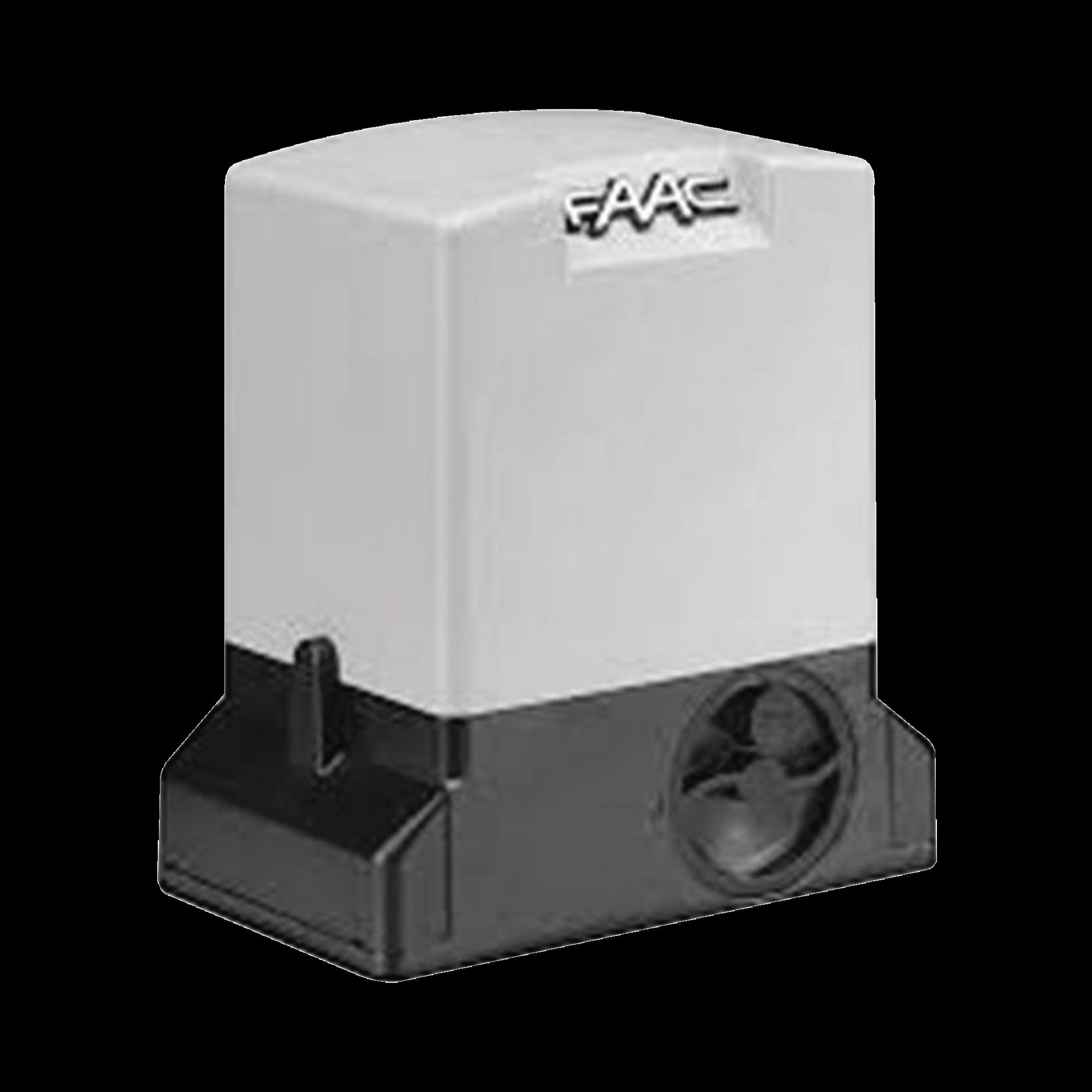 Operador FAAC 741 para Puertas Corredizas de Hasta 900 kg / Longitud Máxima de la Hoja de 15 Metros
