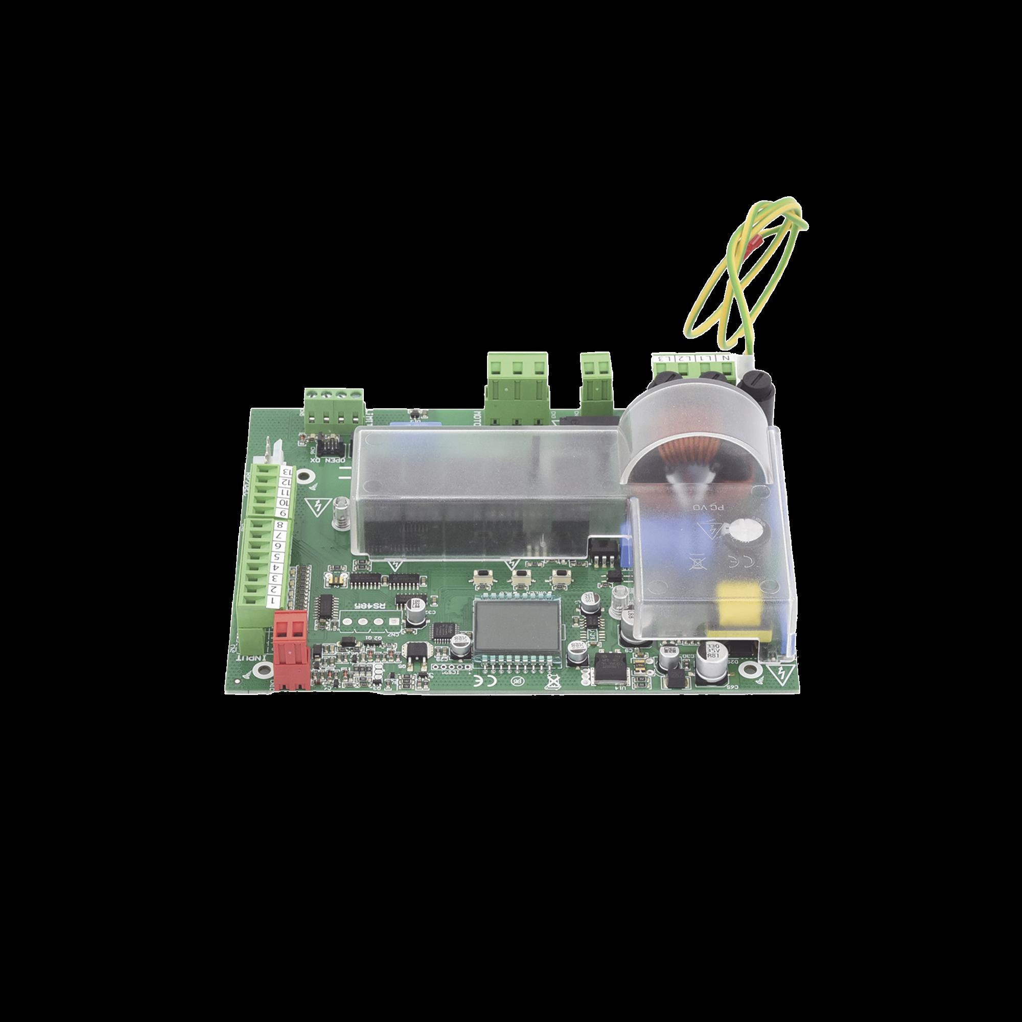 Tarjeta Platine E844 3PH para operador FAAC 844 trifásico y FAAC 884 MC