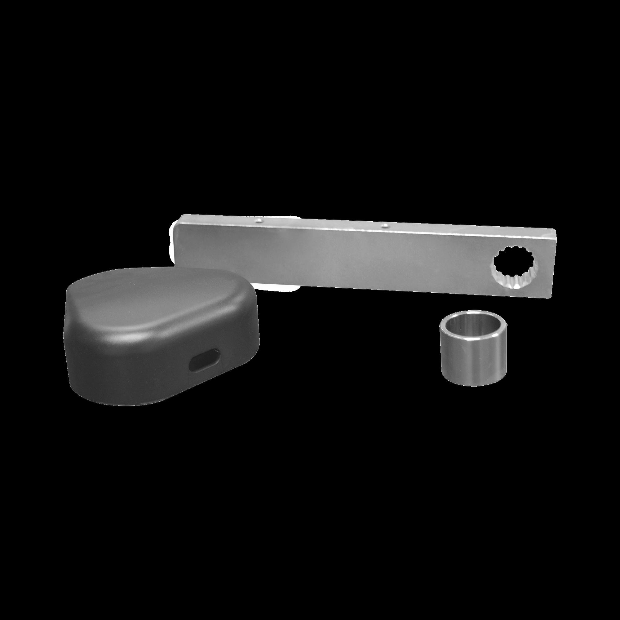 Enganche o Tasca para Brazo Rectangular de Barreras FAAC 620 y FAAC 615