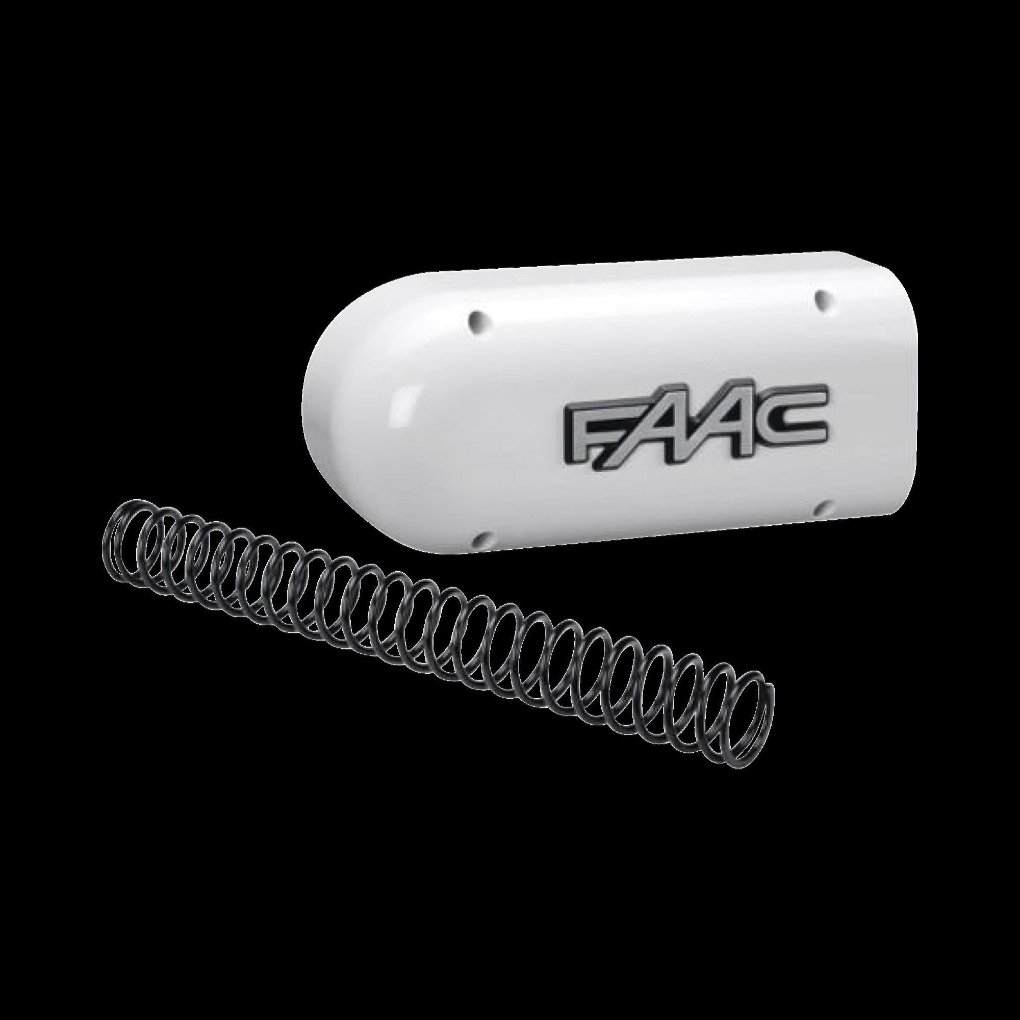 Resorte y Bracket para barrera FAAC B680H / Compatible con brazos de 2.3 a 5.3 metros