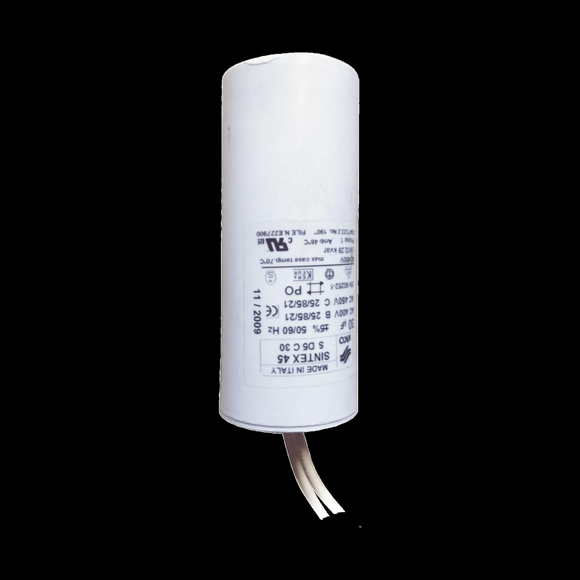 Capacitor de Arranque Para Barreras FAAC 620 y Barreras 640
