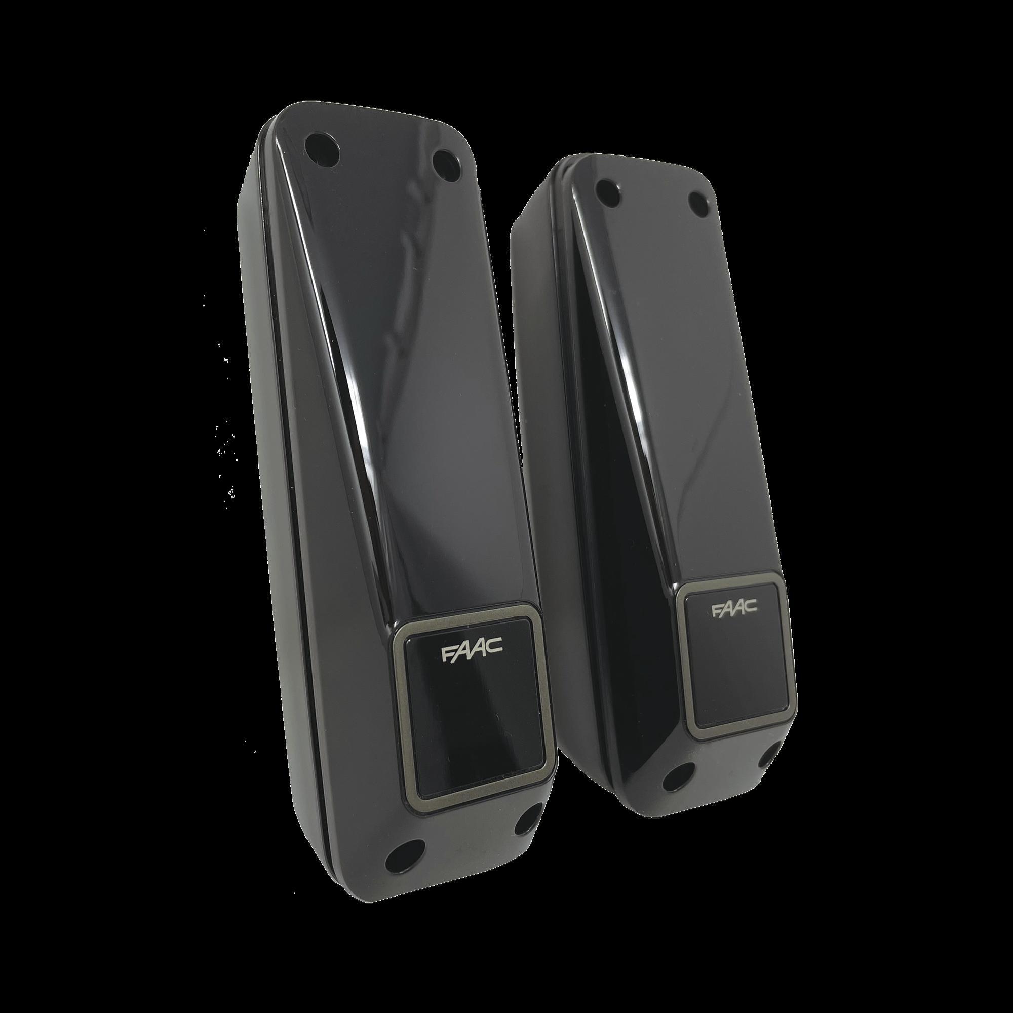 Fotocelda infrarroja XP20D (transmisor con receptor) / Alcance de hasta 20 metros / Uso en barreras y motores de acceso vehicular