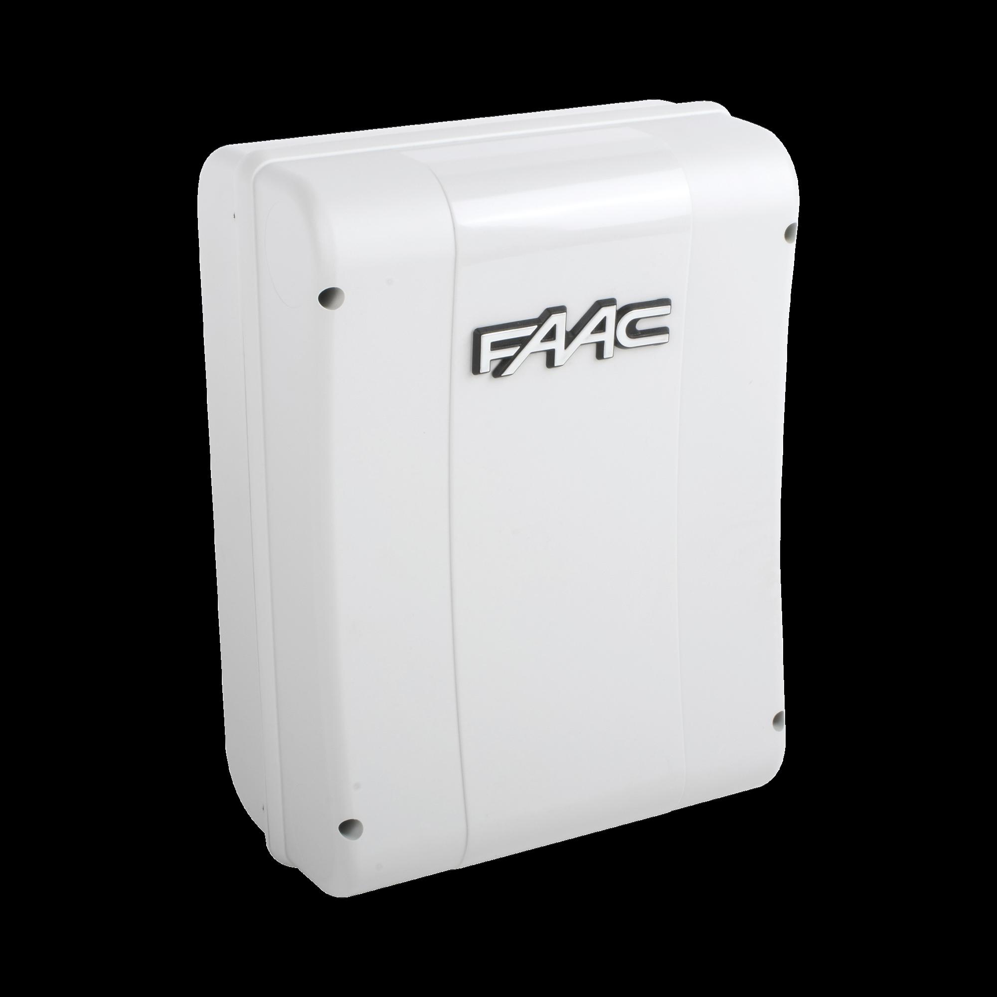 Cuadro de mando E024S para operador FAAC S418