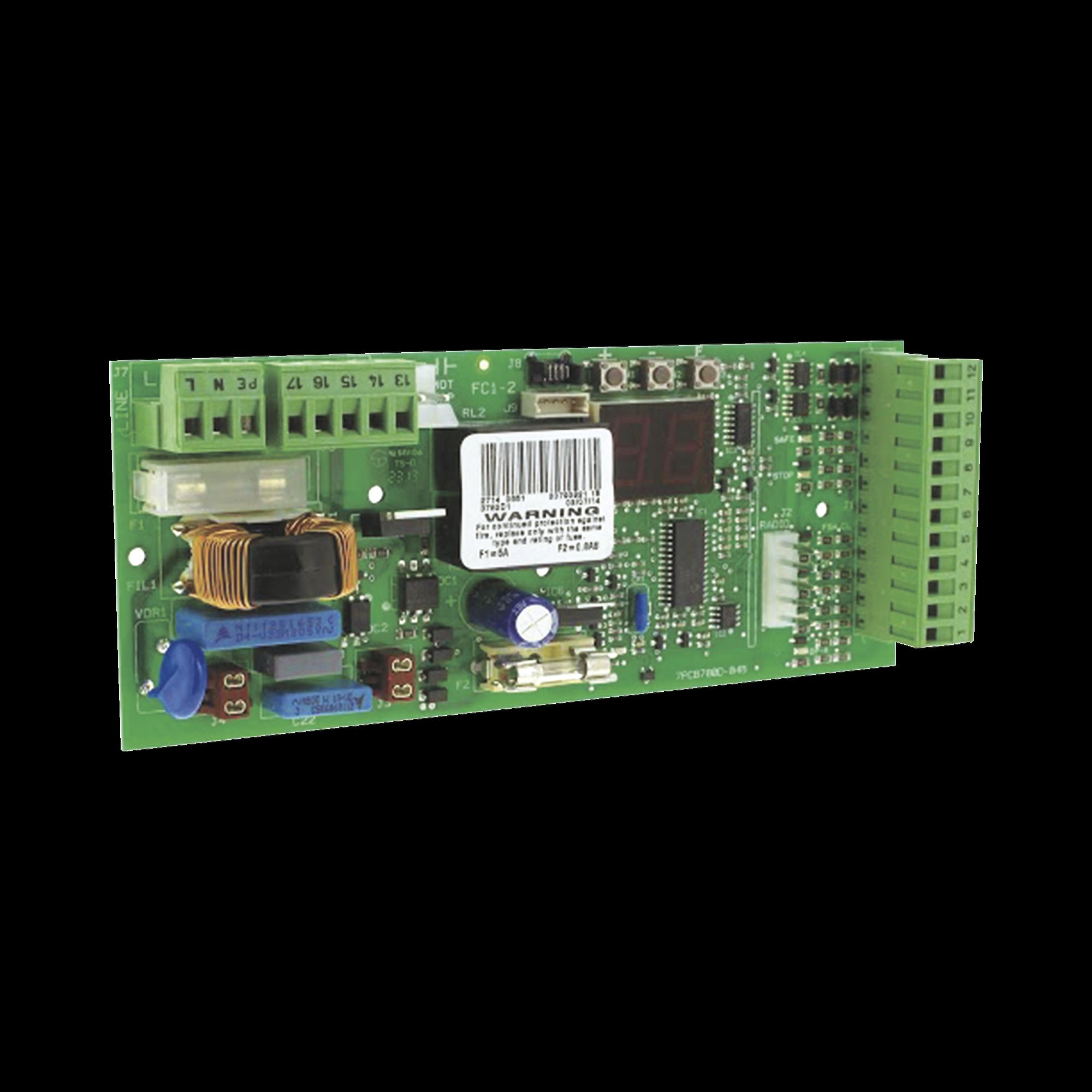 Tarjeta Electrónica 780D Para Operador FAAC 844ER