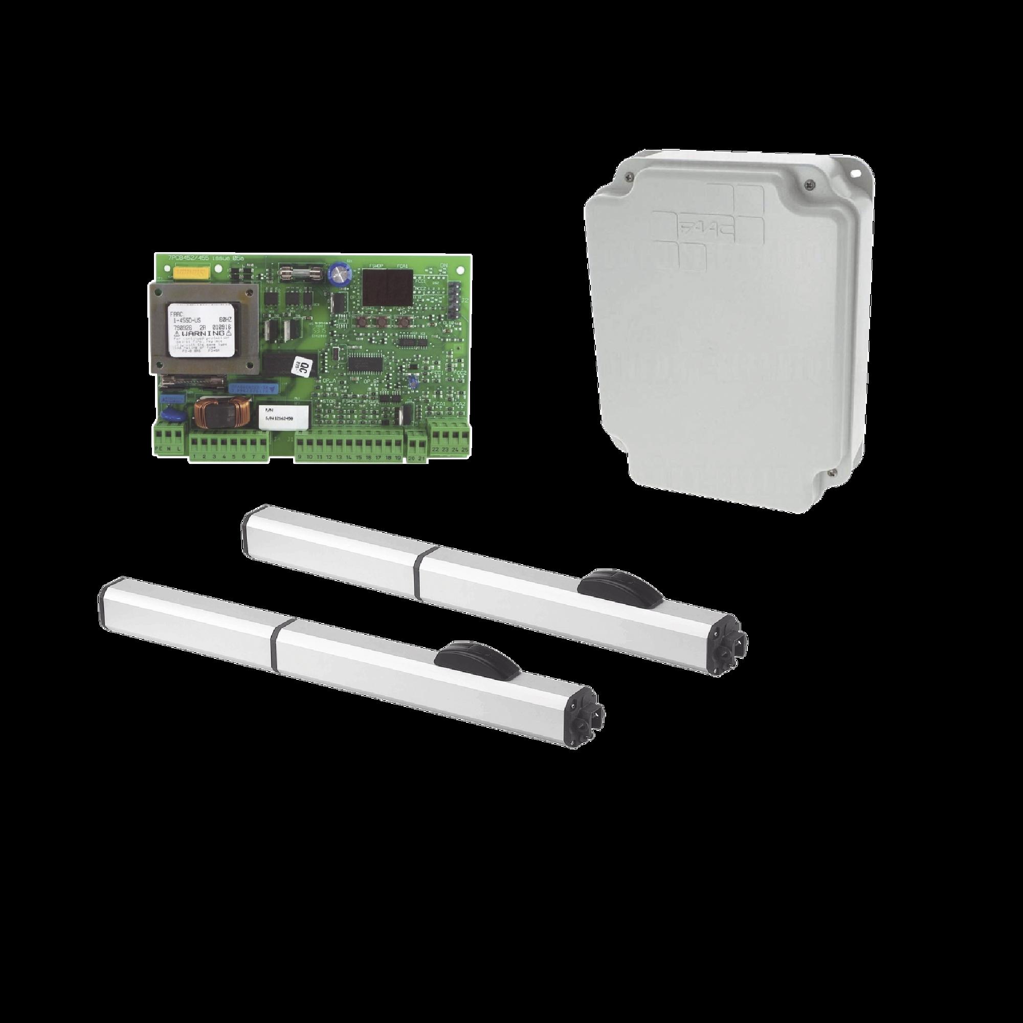 Kit de Operadores Hidráulicos Para Uso Continuo FAAC 400 CBACL