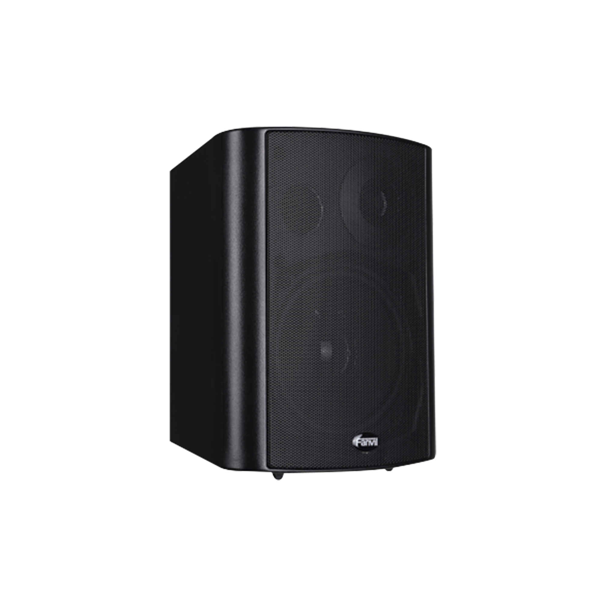 Bocina IP, 2 lineas SIP,  para voceo y paging, potencia de hasta 30W,  alimentación vía PoE, puerto de salida de audio para bocina