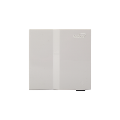 Caja Terminal de Fibra Óptica (Roseta) con un Acoplador SC/APC, color Blanco